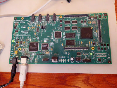 C6713DSK in CCSv5