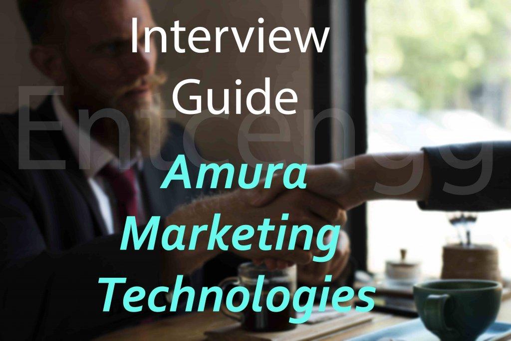 amura interview guide