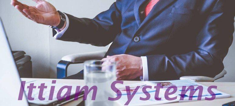 Ittiam systems interview