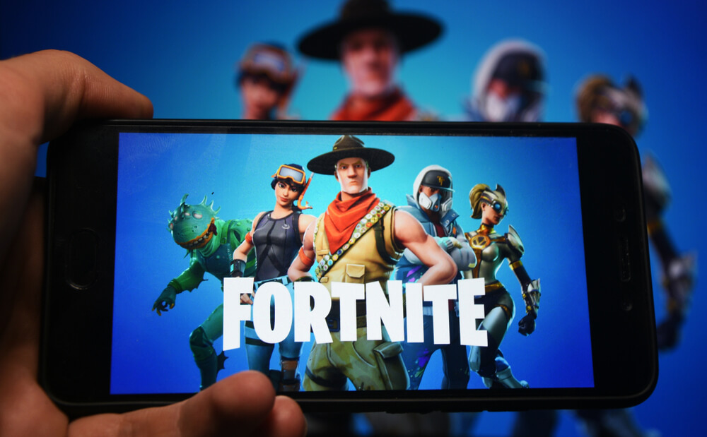 How much space does Fortnite take up